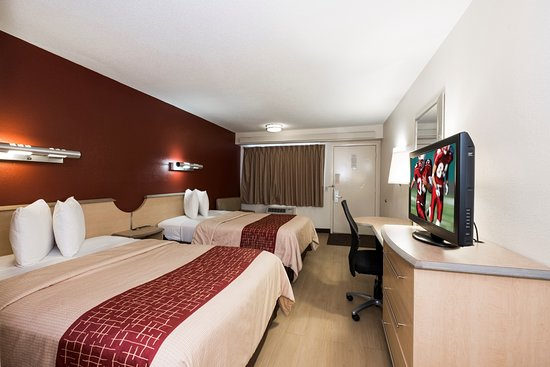 red roof inn west monroe 63 7 2 updated 2018. Black Bedroom Furniture Sets. Home Design Ideas