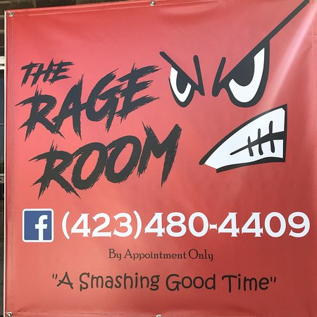 ‪The Rage Room‬