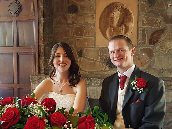 Rothley, UK: A great venue for a wedding