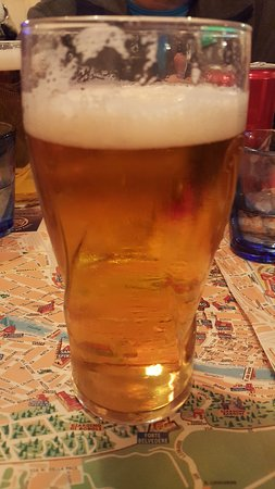Ristorante Lorenzo de' Medici: Que boa cerveja