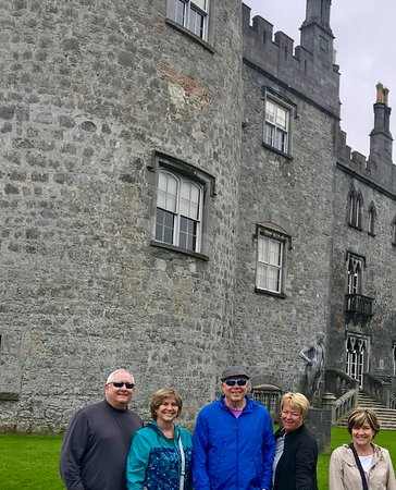 Chauffeur Tours of Ireland: Kilkenny Castle is worth going through inside and strolling the grounds outside.