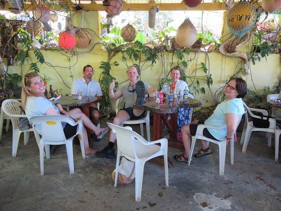 Montserrat: great time at Pont's