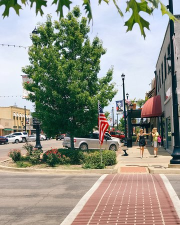 Historic Downtown Kilgore, Texas