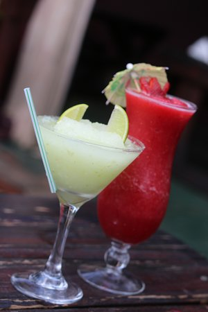 Benoni, South Africa: Try out our homemade frozen Cocktails leaving you wanting more