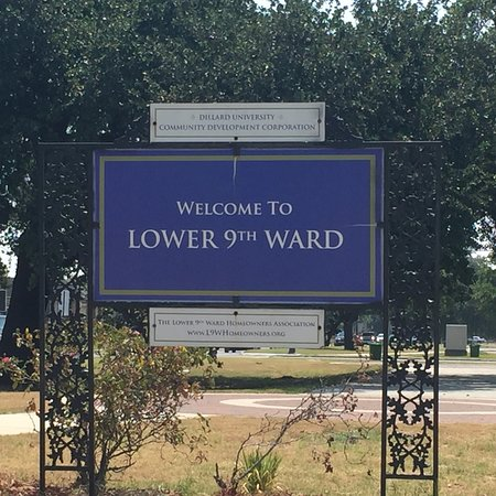 Th Ward New Orleans Tours