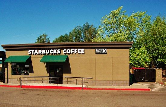 เกรชัม, ออริกอน: Starbucks