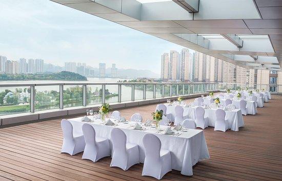 Outdoor event - Εικόνα του Meixi Lake Hotel, a Luxury Collection Hotel, Changsha, Τσανγκσά - Tripadvisor