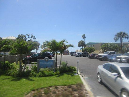 Belleair Beach, FL: Morgan Park (as Seen from Trolley)