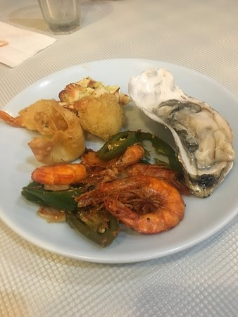 Whittier, CA: Good for seafood
