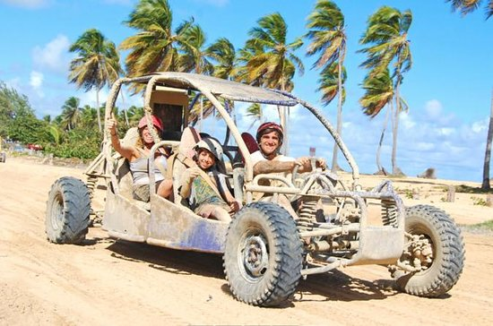 Aventure en buggy des dunes...