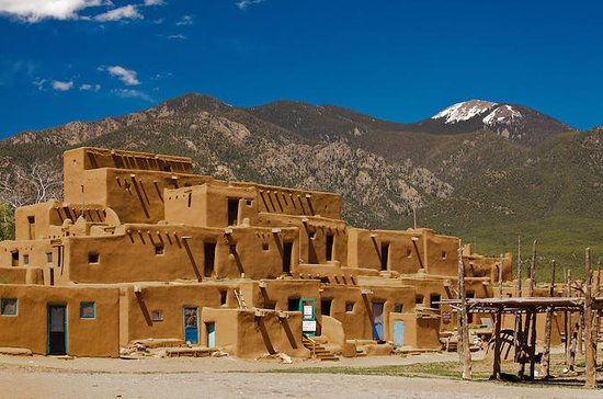 Taos Pueblo Exclusive Lunch