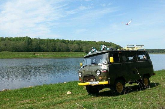 Russisch plattelandspakket: Volga ...