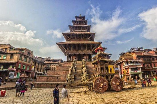 Nepal turpakke 9 dager (Kathmandu...