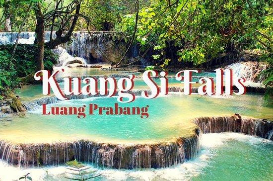Bike to Kuangsi Waterfall et...