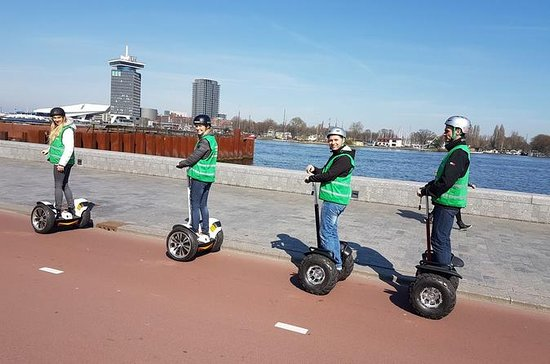 2H Segway City Tour (Private...