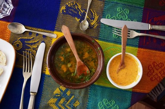 Learn to Cook a Traditional Chilean Meal with Local Artists in their...