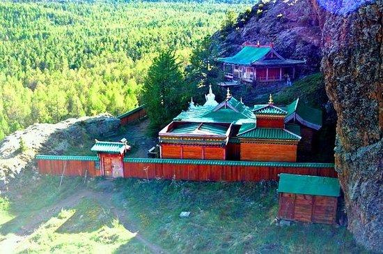 El mejor tour de 6 días en Mongolia...