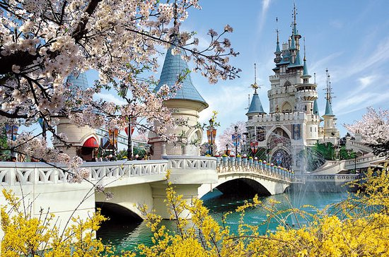Lotte World y Lotte World Aquarium...