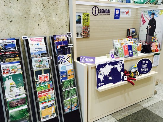 SENDAI Tourist Information Desk