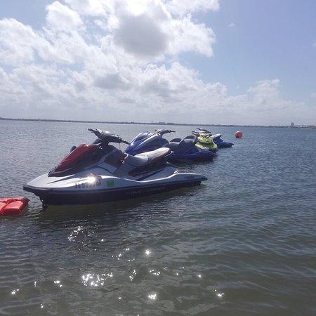 Fort Pierce, FL: Part of the fleet