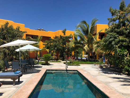 Hotel Los Pescadores : If you love boutique and charming hotel, great place!