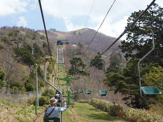 Tsurugi Mountain Tourism Lift
