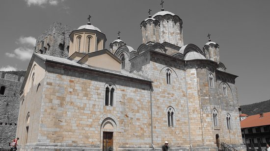 Fruska Gora Monasteries: Monastero