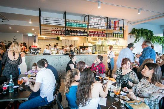 Rooty Hill, Australia: SOCIETY SALTO EVERY SUNDAY  $25 Degustation Pizza, DJ & $10 Spritz