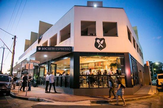 Rooty Hill, Australia: Society Espresso