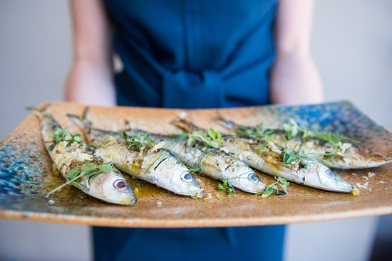 SARDINE eatery + bar: Lakes Entrance Sardines