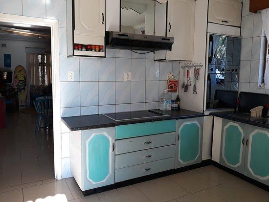Umzumbe, جنوب أفريقيا: Fully equipped communal kitchen