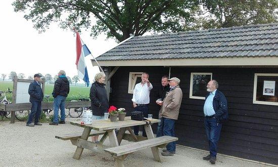 Megchelen, Holandia: Moezeköttel