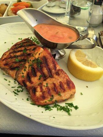 The Stone Crab: Salmon