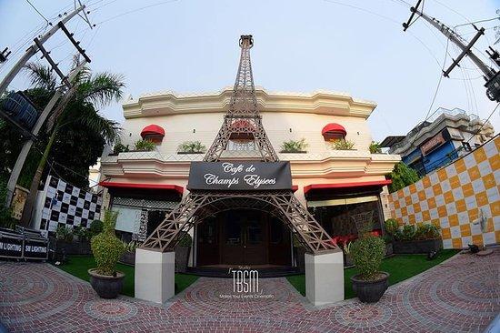 Sialkot, Pakistan: French cuisine
