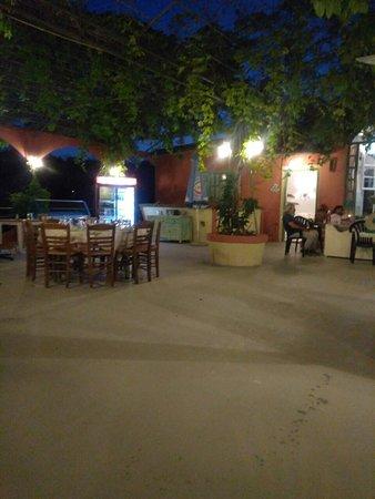 Spartia, اليونان: Spazio all'aperto