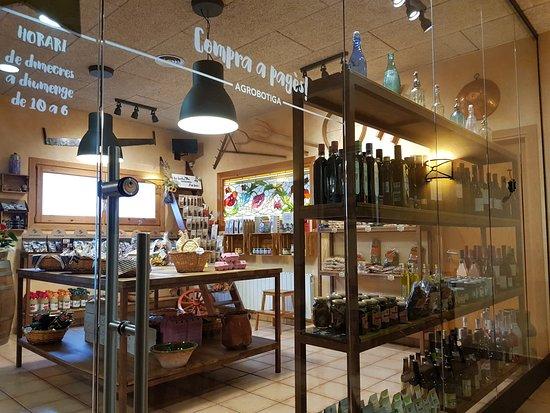 Moia, إسبانيا: Productos de proximidad, km 0, cocina casera y de gran calidad.