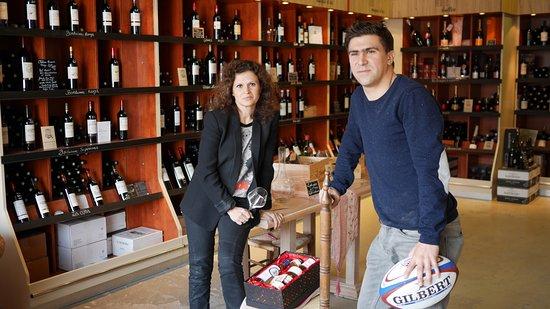 Merignac, Frankreich: Christel et Yoann