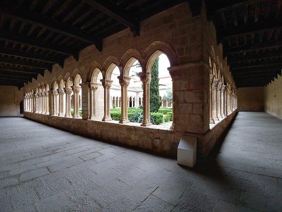 Provincia de Segovia, España: claustro
