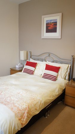 Gretna Green, UK: Double Room