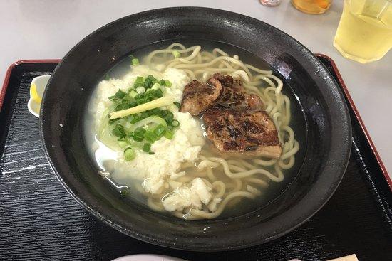 Nakagusuku-son, ญี่ปุ่น: ゆしどうふそば