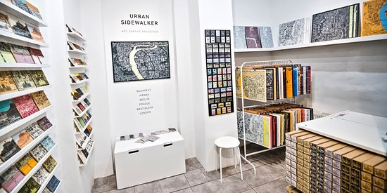 Urban Sidewalker Design Shop