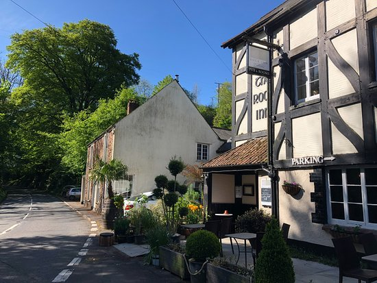 Waterrow, UK: Main hotel
