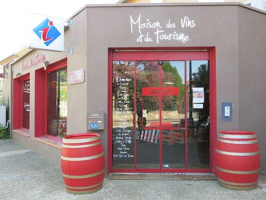 Maison des Vins et du Tourisme