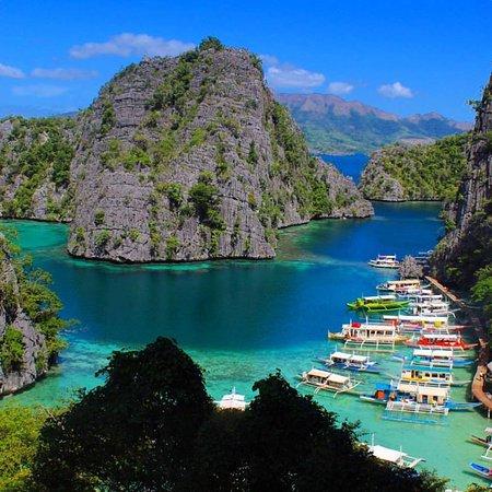 Coron Island Tour Picture Of Club Paradise Palawan