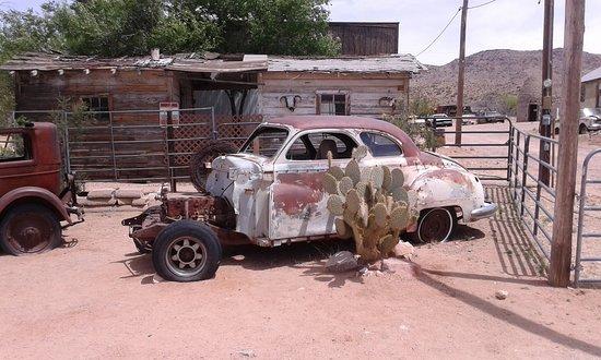 Hackberry, Arizona: Fallait pas oublier ses clés...