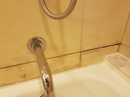 Golden Flower Hotel, Xi'an: Bathroom