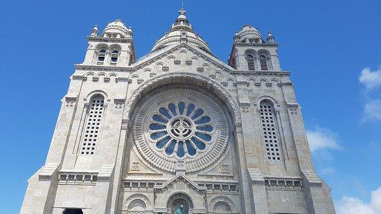 Santuário de Santa Luzia: Lindo