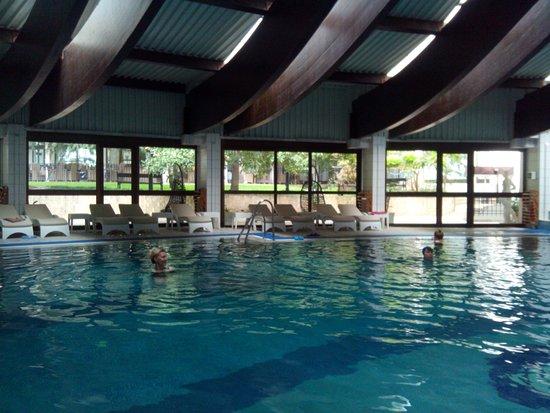 Hotel Oreanda: крытый бассейн