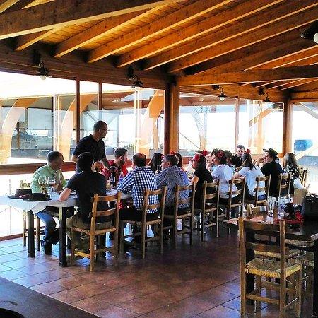 Ribaforada, สเปน: Entrepatios restaurante/hípica