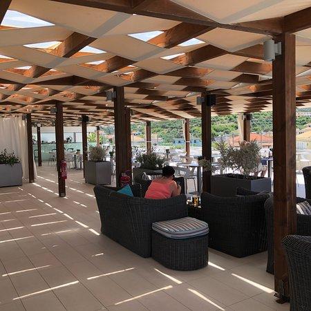 Thea Roof Garden Restaurant Almyrida Restaurant Reviews